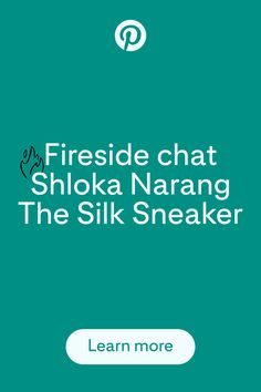 Join Shloka aka The Silk Sneaker, as she sits down with Pinterest Creator Lead Reena Rai as they discuss all things Pinterest for creators. Shloka currently has 10M monthly unique viewers, which means that 10M people are seeing her content every month. Want to find out how to reach the same? Check out the session to hear all about her journey and her top tips for success on the platform.
