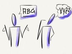 #Visualisierung für Trainingsunterlagen, Präsentationen und Handbücher. Erstellt mit paper 53 auf dem iPad.