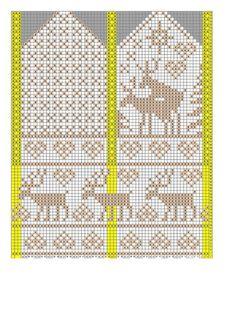 Fornicating deer graph