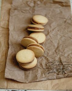 Sweet Paul's Caramel and Peanut Cookies