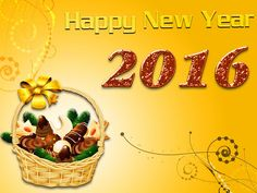 Happy New Year 2016: New Year Wallpapers