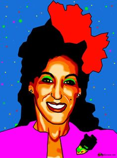Chelita Secunda: By Duggie Fields