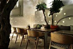 Mamalouka restaurant by Dimitris Economou, Mykonos - Greece