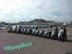 Scooter Tour www.alwaysibiza.com
