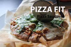 153. Pizza Saudável Com Cascas de Psílio | Psyllium Husks Pizza