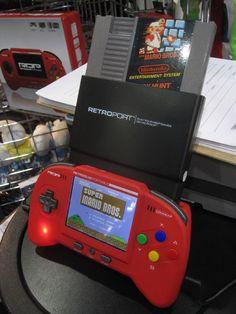 Portable NES!