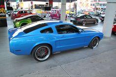 Ford Mustang at #SEMA 2012
