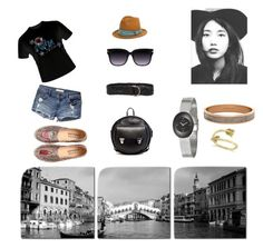 """""""At Venice, one day visit..."""" by avita-co ❤ liked on Polyvore"""