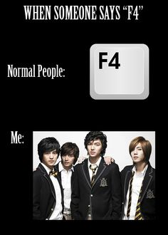 Boys Over Flowers – still my favorite one! The keyboard at work will never be th… Boys Over Flowers – still my favorite one! The keyboard at work will never be the same! Kpop Memes, Kdrama Memes, Funny Memes, V Drama, Drama Fever, F4 Boys Over Flowers, Boys Before Flowers, Korean Drama Funny, Korean Drama Quotes