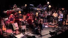 Listen to this little girl singing her heart out!   Snarky Puppy feat. Jayna Brown - You Do You, I'll Do Me (Family Dinner - Volume One)