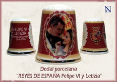Dedl con los Reyes de España Felipe VI y Letizia