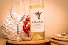 We are back after a lengthy holiday break with our first wine review of the year. Calliope Figure 8 is a fruity, delicious and aromatic B.C. white blend #winewednesday Wine Reviews, Holiday Break, White Wine, Alcoholic Drinks, Bottle, Glass, Alcoholic Beverages, Drinkware, Flask
