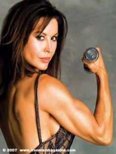 over 50 racheal mclish | In Fittest After 50: Pump Some Iron , I alluded to my World Gym days ...