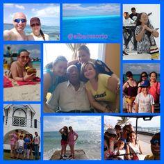 Vacaciones en la isla de San Andrés. Ahhhhh que rico