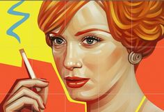 http://www.valentineuhovski.com/post/19917261807/joan-holloway-illustration-for-interview