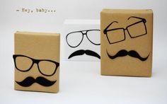 Оригинальная упаковка для подарка мужчине image 1