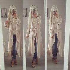 Veste NINA creme - Jennah Boutique