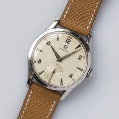 1949 Omega Ref.2639 Radium Dial