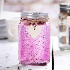 Woods gifts pink jam jar