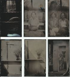 Tintype Experiments