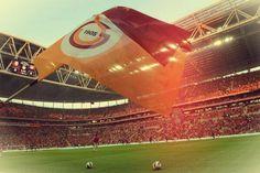 Twitter / GalatasaraySK: Sen Sarıyla Kırmızı... ... Stadium Wallpaper, Uefa Champions, Football Stadiums, 4k Hd, Baseball Field, Real Madrid, Arsenal, Latina, Basketball Court