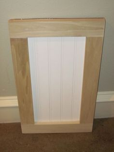 I Think Iu0027ll Use Slightly Thinner Trim Boards Part 97