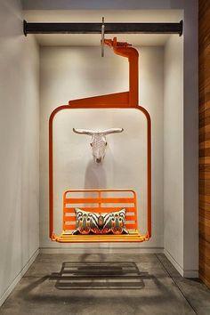caractériELLE: Sélection de fauteuils suspendus..