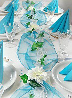 Bridal Shower Tables, Table Set Up, Beach Wedding Decorations, Ideas Para Fiestas, Masquerade Party, Candle Centerpieces, Decoration Table, Princesas Disney, Baby Boy Shower