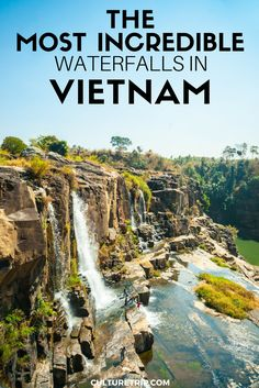 15 of the Most Incredible Waterfalls in Vietnam|Pinterest: @theculturetrip
