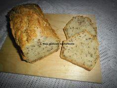 Moje domowe kucharzenie: Chleb - bez zagniatania, bez wyrastania