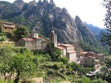 Orto, village corse… à visiter !