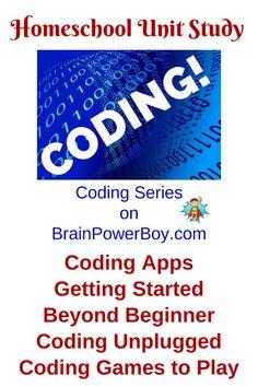 Unit Study on Coding. Great resource!