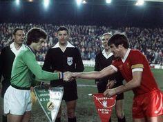 Liverpool Fc, St Etienne, Vintage Sport, Sport Football, Forever, Marie, Goals, Memories, Baseball Cards