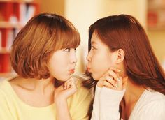 Taeyeon y Seohyun ♥