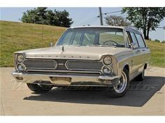 1966 plymouth station wagon