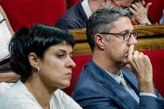 Albiol es burla de les valentes de la CUP investigades pel Suprem