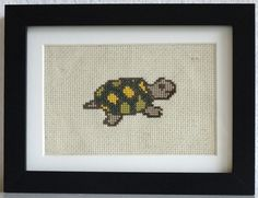 Cross Stitched Animal Portraits by Susie Ghahremani and Irene Stone