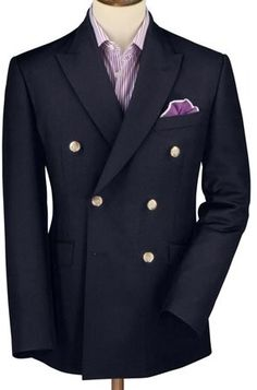 Discover timeless men's blazers and coats from Charles Tyrwhitt of Jermyn Street, London. All of our jackets combine tradition with quality style. Browse the collection today! Blue Blazer Outfit, Suit Fashion, Mens Fashion, Bespoke, Red Dress Pants, Blue Suit Wedding, Blazers For Men, Navy Blazers, Fashion Corner