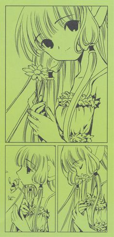 Chi, Chobits Old Anime, Manga Anime, Anime Art, Cardcaptor Sakura, Chobits Anime, Angel Of Vengeance, Manga Drawing Tutorials, Chibi, Gurren Lagann