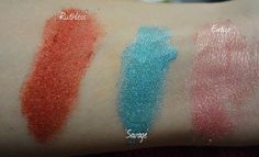 Simply Beauty.: NEW SYN Cosmetics Fall Shadows!