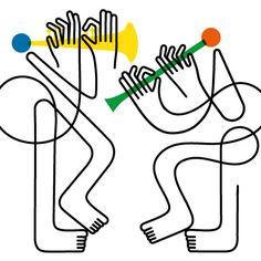 10.07.15 / 22.07.15 •SOME COLORS ON BLACK LINE, residenza artistica di Jonathan Calugi
