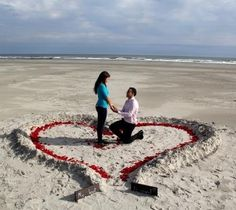 Lorena and Miguel - Beach Romantic Proposal