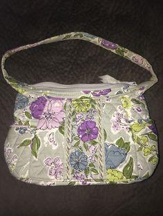 Vera Bradley Sophie Watercolor Small Shoulder Bag Tote Purse  VeraBradley   ShoulderBag Vera Bradley Purses 271d8c4f395bc
