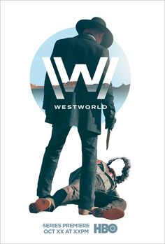 Westworld key art explorations on Behance