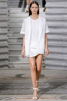 Jay Ahr Spring 2014 Ready-to-Wear Collection Slideshow on Style.com
