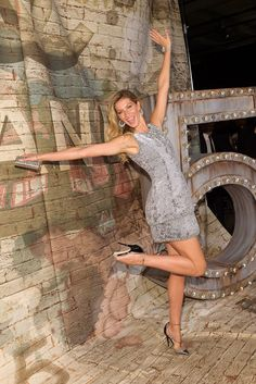 Gisele Bündchen in Chanel. [Photo by Stefanie Keenan/Getty Images for CHANEL]