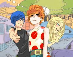 ed edd n eddy anime - Google Search