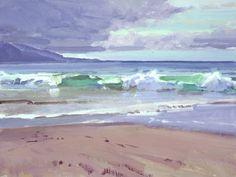Marcia Burtt, High Tide, Distant Overcast