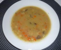 Recept Bramboračka od katarka - Recept z kategorie Polévky