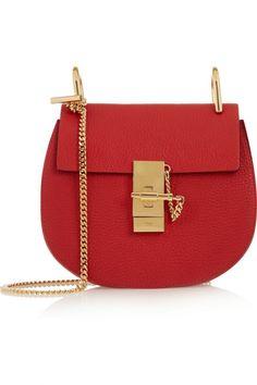 Los #Itbags del #otoño Chloé #bombonera #fashionbag #red #inspiration #ideas #fall